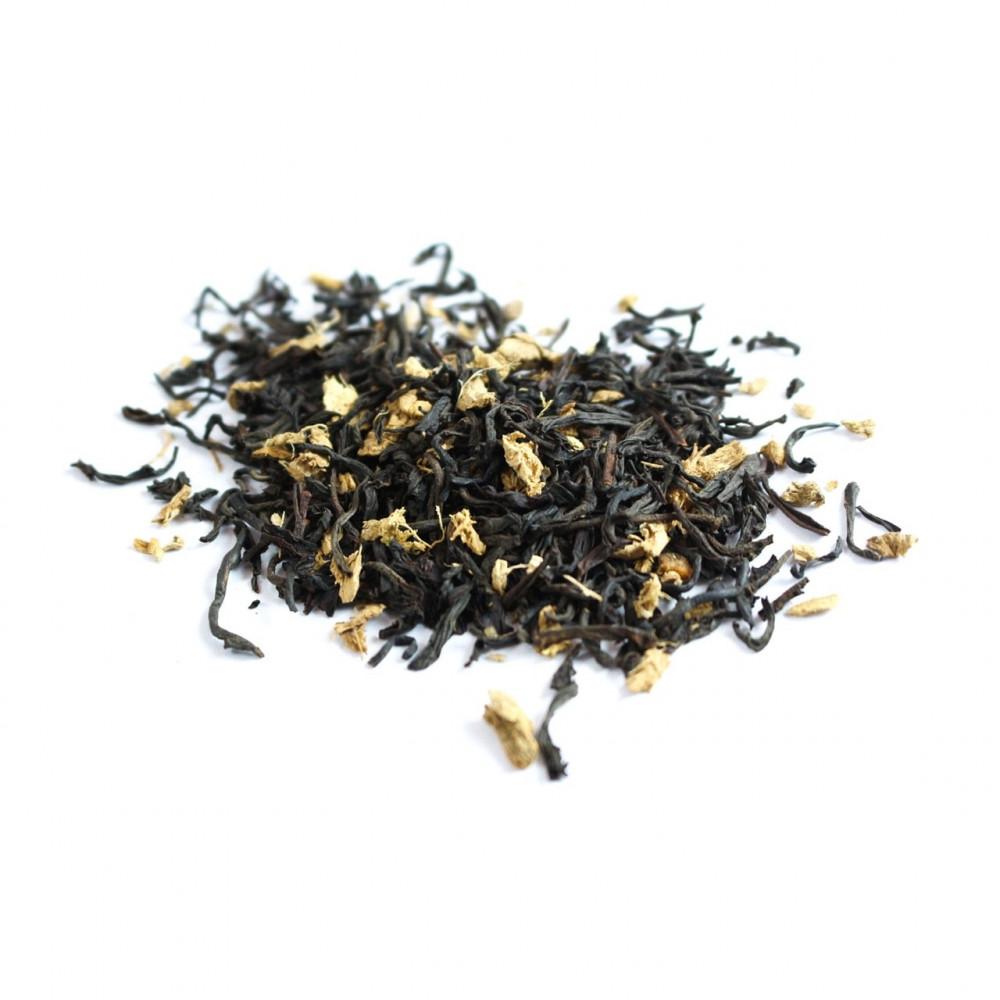 Tè Nero Ceylon con Zenzero