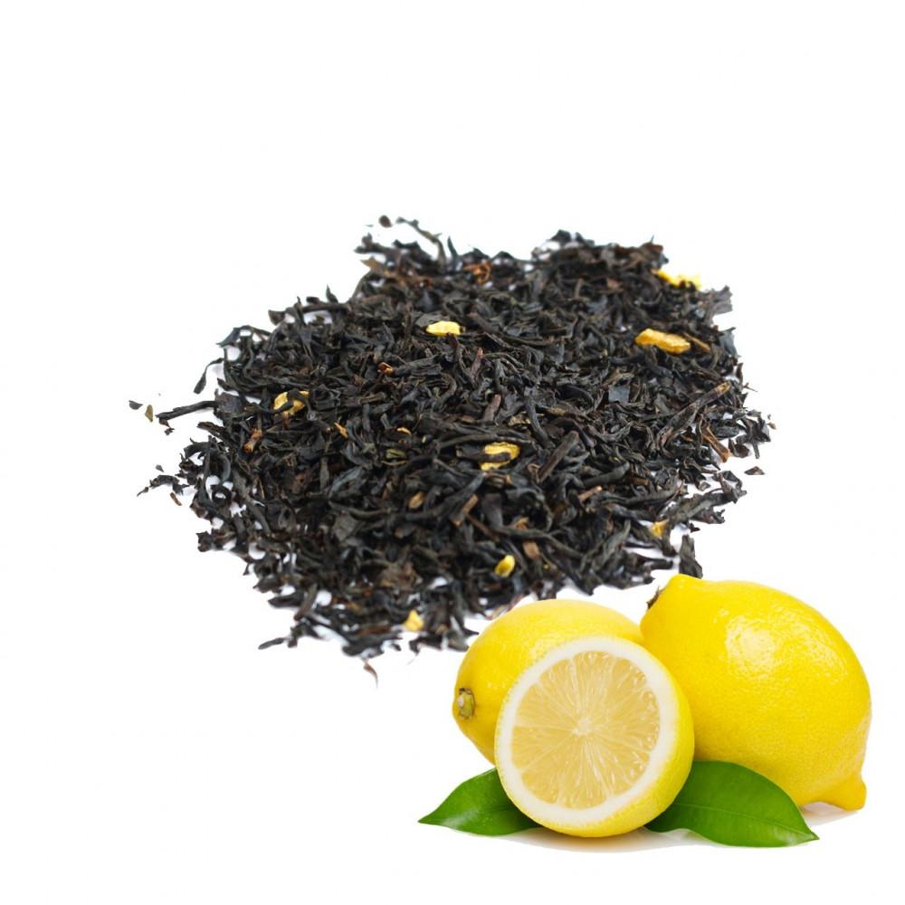 Tè con Limone a scorse