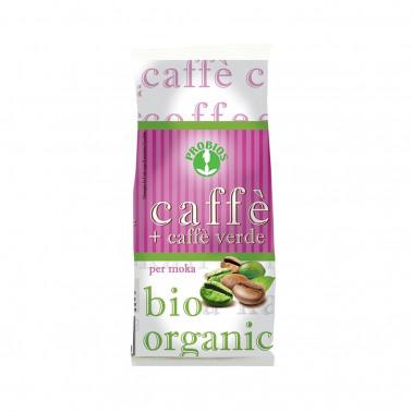 Caffè con caffè verde
