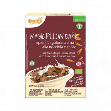 Magic Pillow Dark - Senza glutine