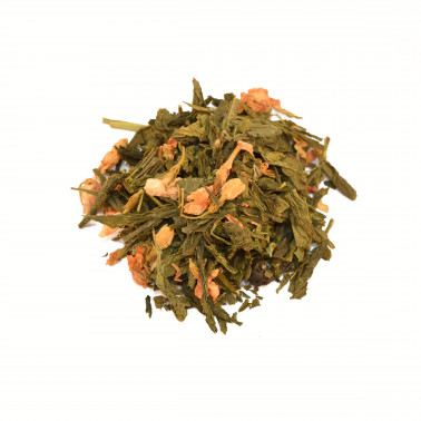 Tè Verde Bancha e Gelsomino