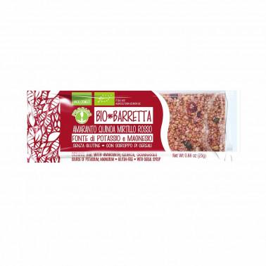 Barretta Amaranto, Quinoa, Mirtillo rosso