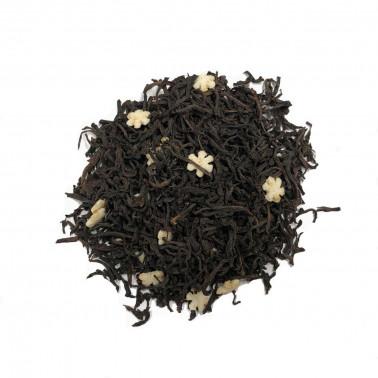 Tè Nero con Cioccolato e Vaniglia