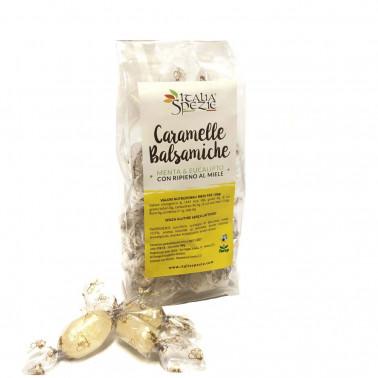 Caramelle Balsamiche - Menta&Eucalipto con ripieno al miele