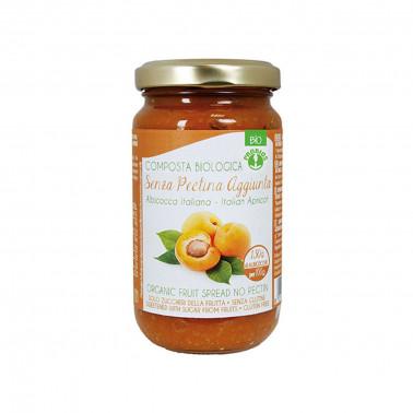 Composta di Albicocca italiana - Senza aggiunta di pectina