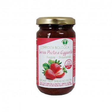 Composta di fragole - Senza pectina aggiunta