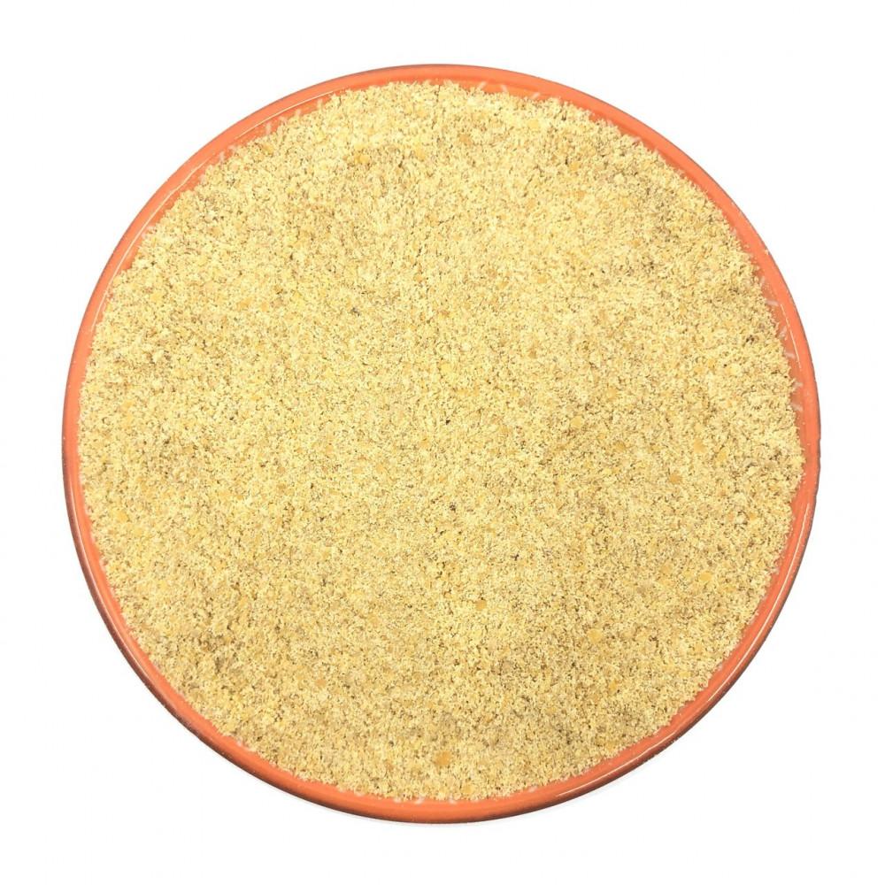 Senape gialla polvere