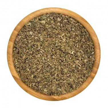 Salvia-Essiccata-frantumata