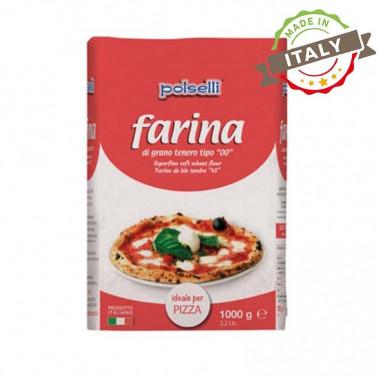 Farina Polselli 00 - Ideale per pizza