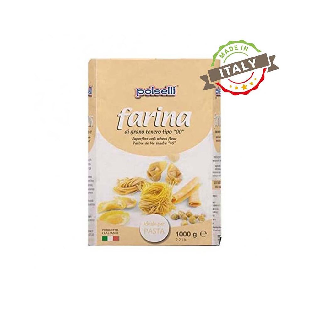 Farina Polselli 00 - Ideale per pasta