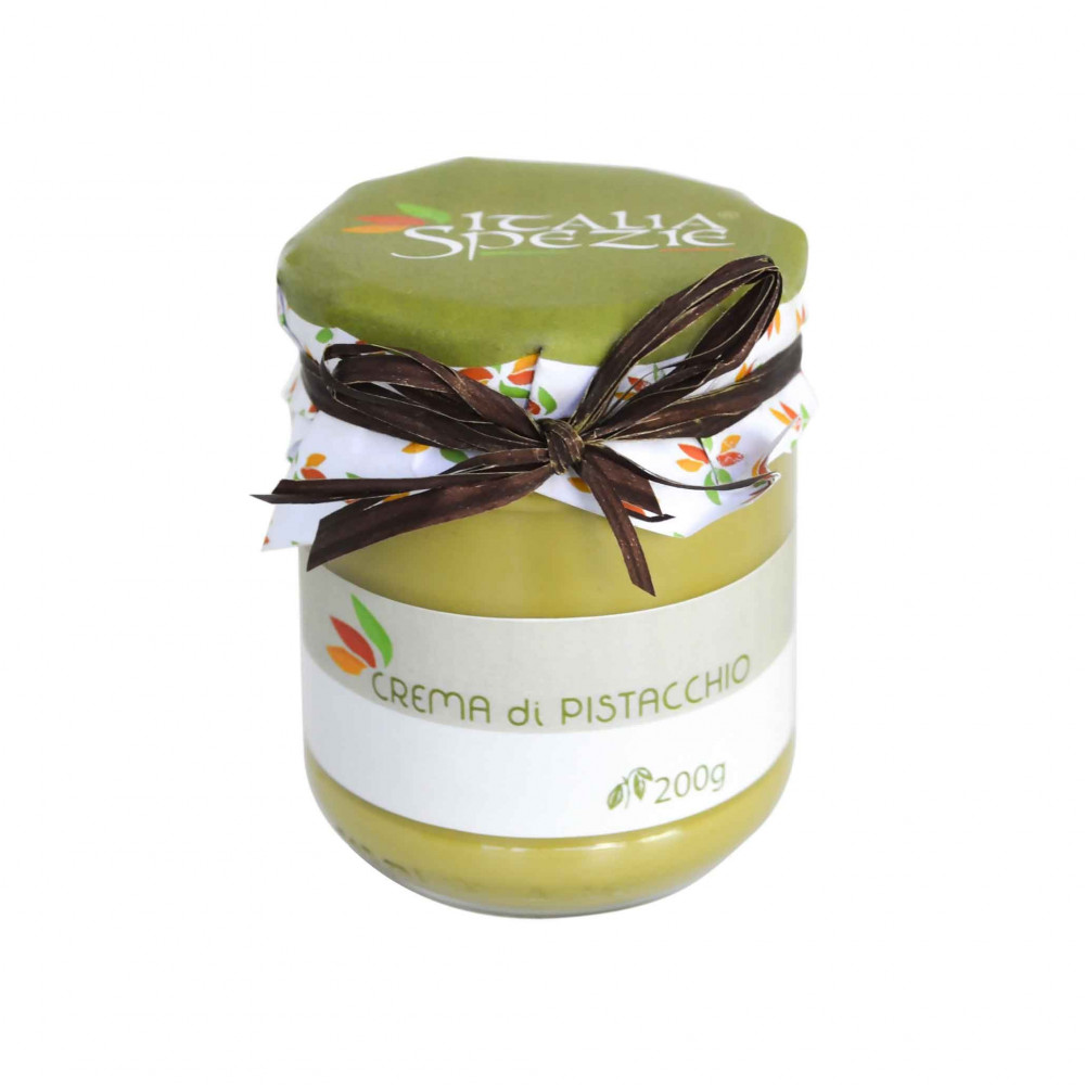 Crema spalmabile gusto Pistacchio