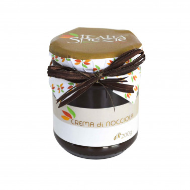 Crema spalmabile gusto Nocciola - 200g