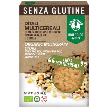 Pasta multicereali - Ditalini s/Glutine 340g