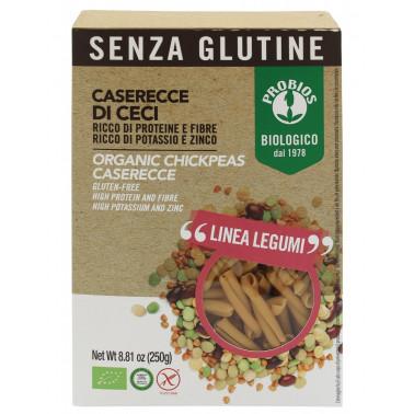 Pasta di Legumi - Caserecce 100% Ceci s/Glutine 250g