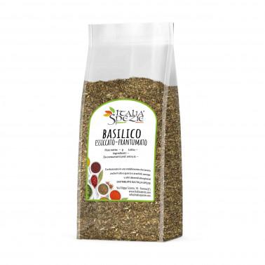 Basilico-Essiccato-Frantumato