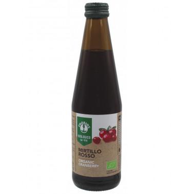Succo di Mirtillo rosso - 330Ml
