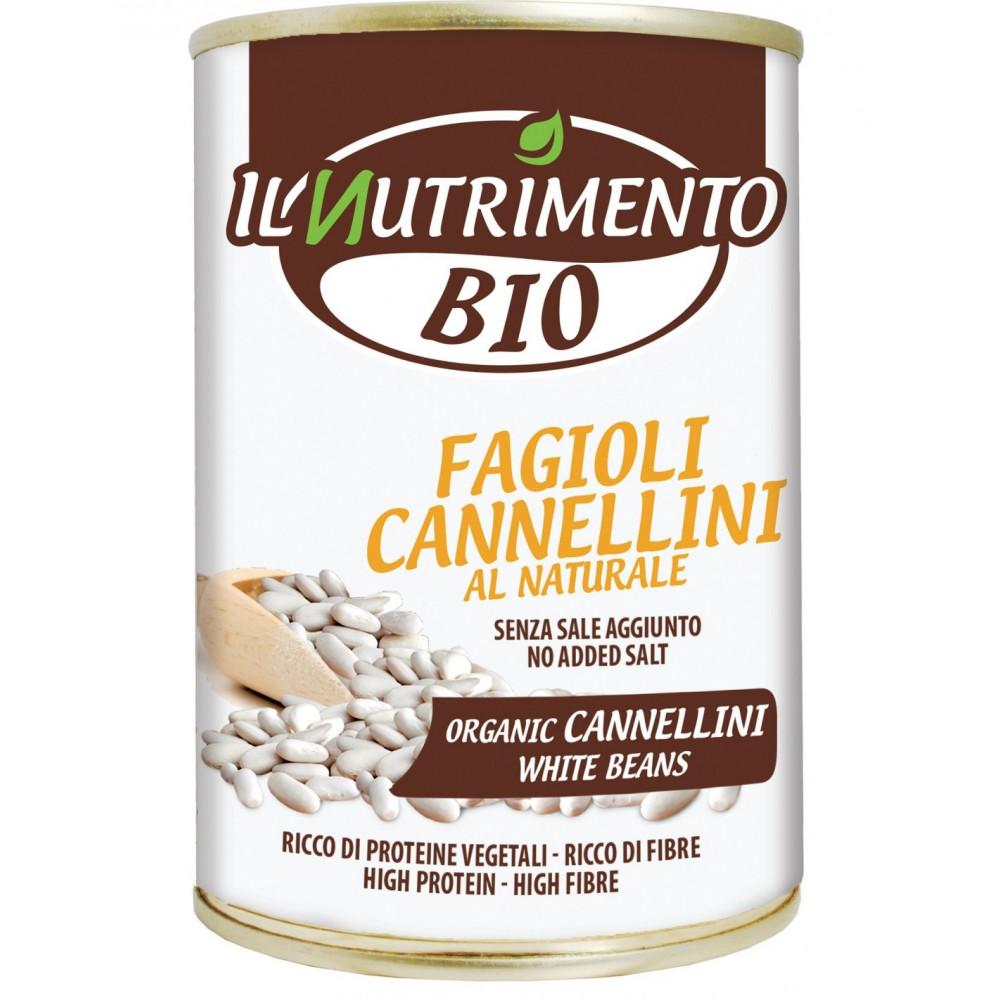 Fagioli Cannellini naturali - 400g