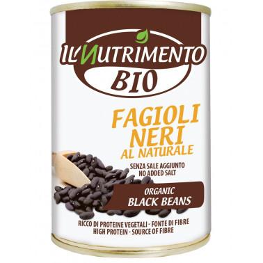 Fagioli neri naturali - 400g