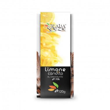 Limoni-Italiani-canditi-ricoperti-di-cioccolato al-70%