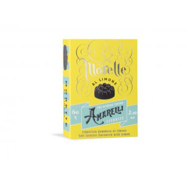 Liquirizia al limone - Morette