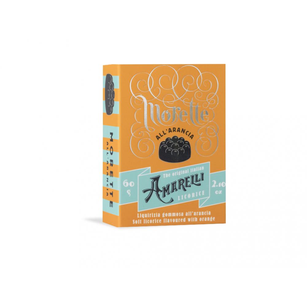 Liquirizia all'arancia - Morette