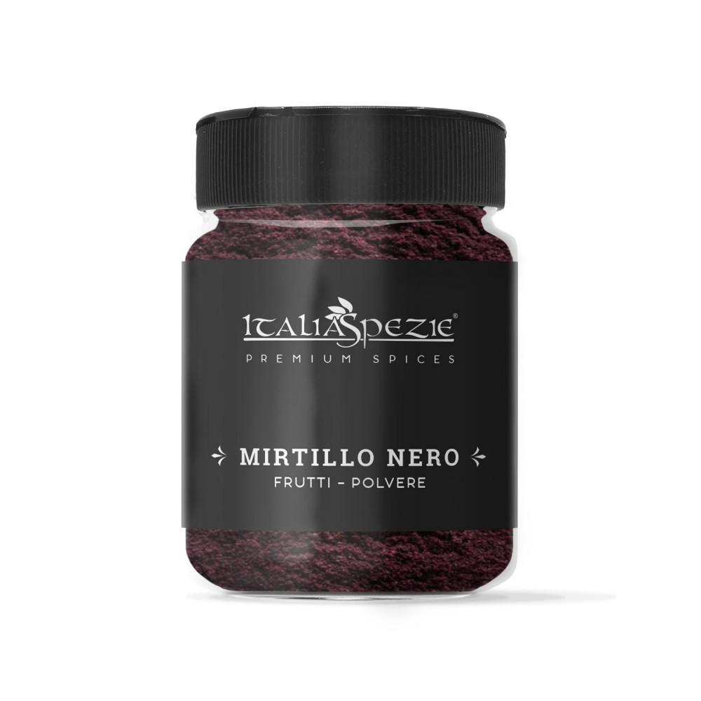 Mirtillo nero in polvere - 100g