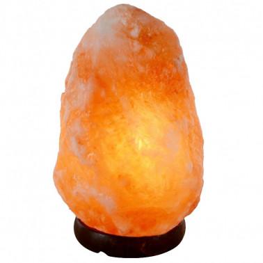 Lampada di sale Rosa dell'Himalaya - GREZZA