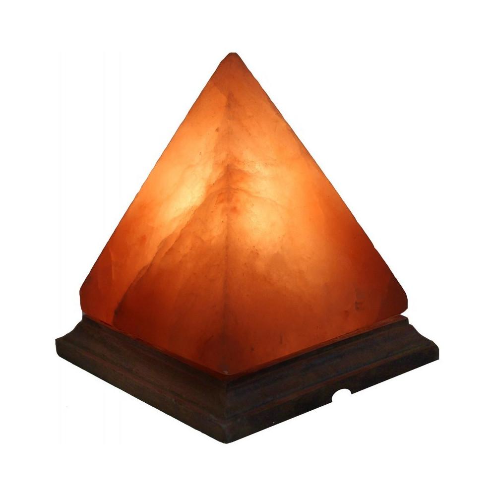 Lampada di sale rosa - PIRAMIDE