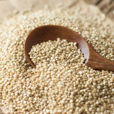 Quinoa bianca